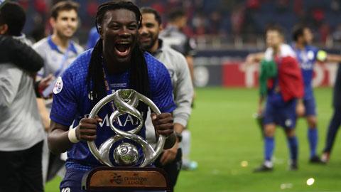 Al Hilal vô địch AFC Champions League 2019: Chiếc cúp cuộc đời của Gomis