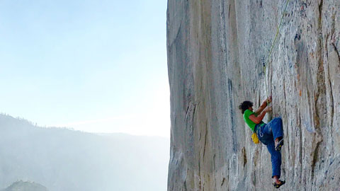Chân dung Adam Ondra, thiên tài leo núi