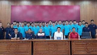Nhà vô địch AFF Cup dẫn dắt U20 Việt Nam dự BTV Cup