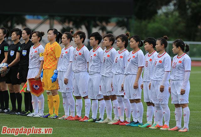 Đội tuyển nữ Việt Nam bước vào lượt trận cuối vòng bảng môn bóng đá nữ gặp Indonesia vào chiều ngày 29/11 trên sân Binan