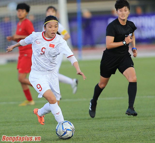 Huỳnh Như và các đồng đội sẽ có 5 ngày nghỉ ngơi trước khi bước vào vòng bán kết diễn ra hôm 5/12 tới