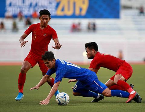 U22 Indonesia đang là đương kim vô địch U22 Đông Nam Á