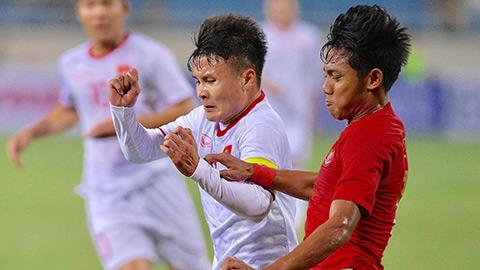 U22 Việt Nam coi chừng ác mộng bị loại ở SEA Games 2017