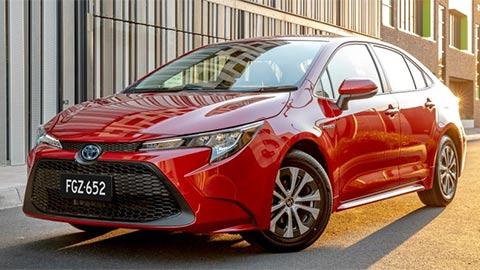 Toyota Corolla Altis 2020 đẹp mê ly, giá từ 366 triệu 'đấu' Mazda 3, Kia Cerato