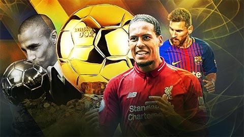 Vì sao Quả bóng vàng 2019 nên thuộc về Van Dijk?