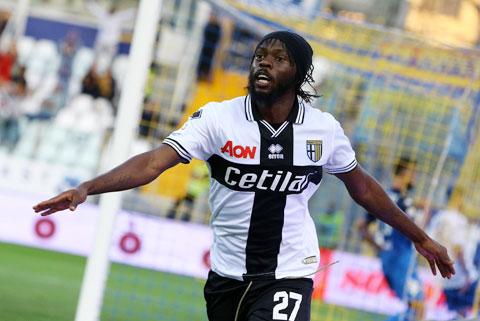 Những ngôi sao hết thời như Gervinho, Bruno Alves hay Darmian đều là trụ cột của Parma