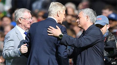 HLV Mourinho ngày nào cũng phải 'chiến đấu'