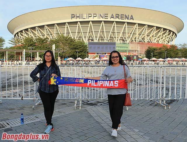 Lễ khai mạc SEA Games 2019 ở Philippines diễn ra tại nhà thi đấu Philippine Arena, nơi được xem là nhà thi đấu lớn nhất thế giới