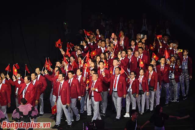 Tham dự SEA Games 2019, Đoàn Thể thao Việt Nam hướng đến mục tiêu top 3 toàn đoàn.