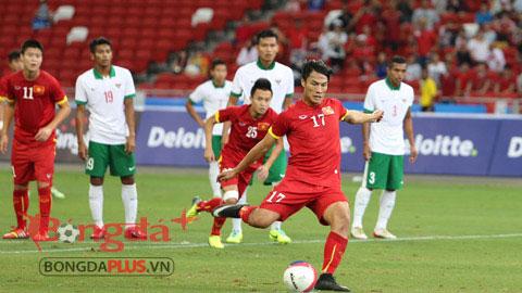 Indonesia, kỳ phùng địch thủ của bóng đá Việt Nam tại SEA Games
