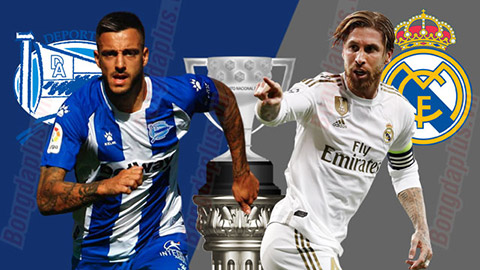 Alaves vs Real Madrid, 19h00 ngày 30/11: Tập trung để bứt phá