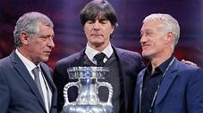 Bốc thăm EURO 2020: Đức nằm cùng bảng với Bồ Đào Nha và Pháp