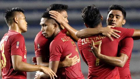 U22 Indonesia là tập thể các cầu thủ đã chơi bóng cùng nhau một thời gian dài