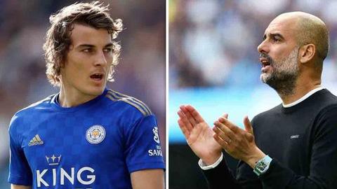 Man City nhắm 'đá tảng' của Leicester gia cố hàng thủ