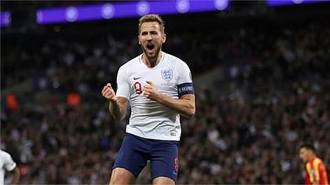 Nhà cái đánh giá ĐT Anh cao nhất sau kết quả bốc thăm VCK EURO 2020