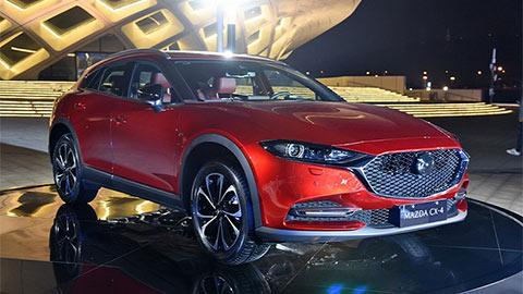 Mazda CX-4 2020 đẹp long lanh, giá bán chỉ từ 491 triệu đồng gây sốt mạnh