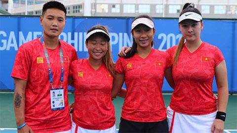 Savanna Lý Nguyễn và Fodor Csilla thắng trận đầu ở SEA Games 30