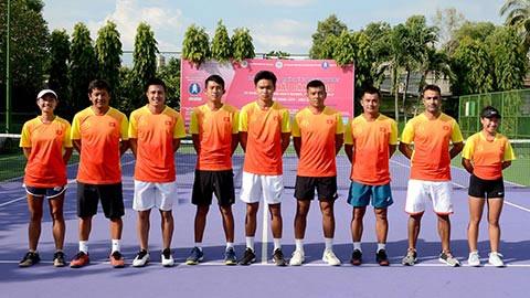 Lịch thi đấu của ĐT quần vợt Việt Nam tại SEA Games 30 trong ngày 1/12