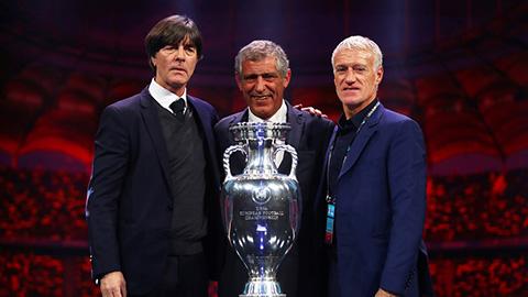 EURO 2020: Bảng tử thần gọi tên Đức, Pháp, Bồ Đào Nha