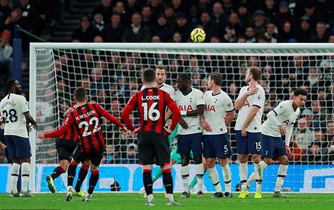 Đội bóng của Mourinho vẫn còn đầy khe hở