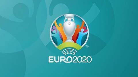 Lịch thi đấu bóng đá, kết quả, BXH EURO 2020