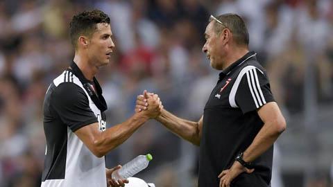 Sarri hi vọng Ronaldo giành Quả bóng Vàng 2019