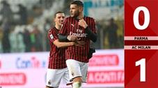 Parma 0-1 Milan(Vòng 14- Seri A 2019/20)