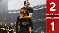 Inter 2-1 SPAL(Vòng 14- Seri A 2019/20)