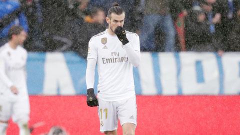 Bale thất bại khi đóng vai chính