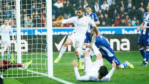 Real Madrid: Hàng thủ là bệ phóng cho kền kền trắng
