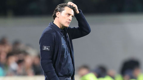 Fiorentina  sắp sa thải Montella