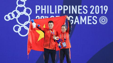 Vương Thị Huyền và Lại Gia Thành, niềm tự hào của cử tạ Việt Nam
