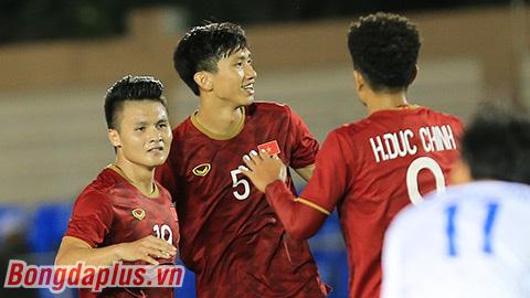U22 Việt Nam sẽ có 3 điểm trước U22 Singapore
