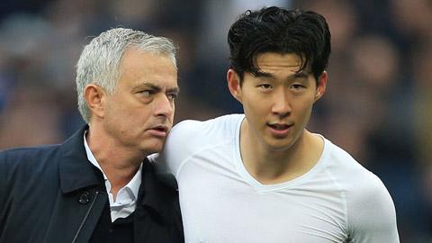 Son Heung-Min muốn giúp Mourinho 'báo thù' M.U