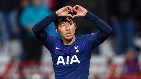 Heung-Min Son lần thứ 3 xuất sắc nhất châu Á