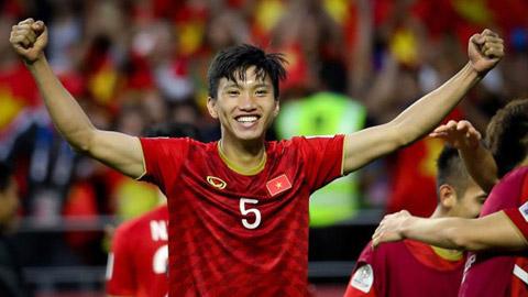 Văn Hậu lỡ cơ hội giành danh hiệu Cầu thủ trẻ xuất sắc nhất châu Á