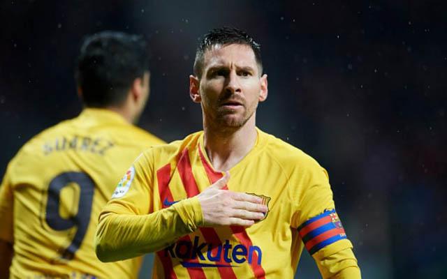 Messi tỏa sáng ở phút 86 mang về chiến thắng cho Barca