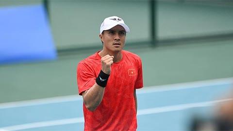 Daniel Cao Nguyễn, Lý Hoàng Nam dễ dàng vào tứ kết SEA Games 30