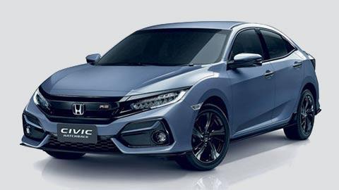 Honda Civic Turbo 2020 đẹp mê ly giá hơn 900 triệu, cạnh tranh Mazda 3, Kia Cerato