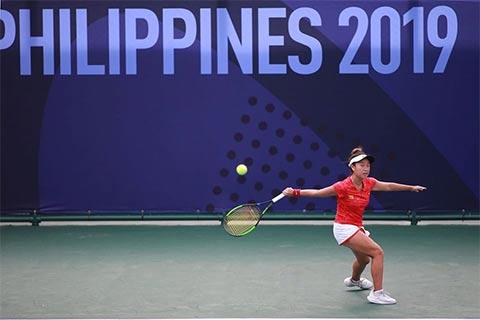 Savanna Lý Nguyễn (ảnh VNE)