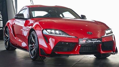 Toyota GR Supra 2020 mạnh 335 mã lực, giá gần 4 tỷ 'đấu' Ford Mustang, Porsche 718 Cayman