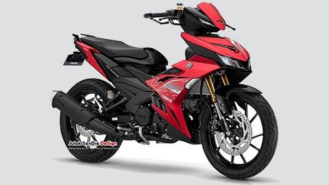 Yamaha Exciter 155 VVA 'chất' hơn Honda Winner X, giá 'ngon' sẽ ra mắt vào cuối tháng 12?