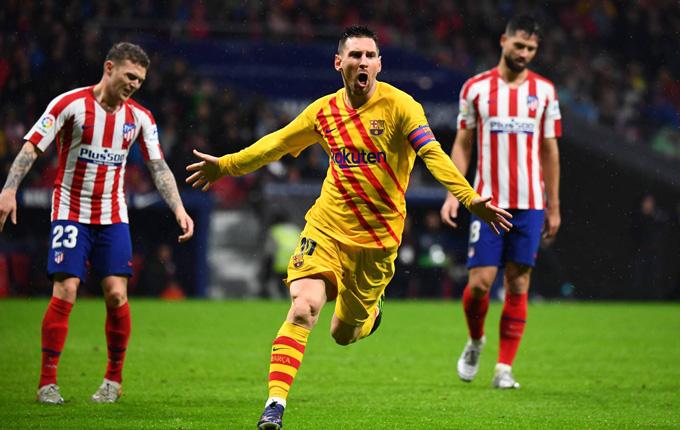Messi là sự khác biệt của Barca với phần còn lại của La Liga