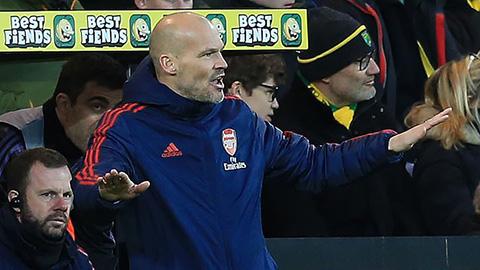 Ljungberg khẳng định 100% đưa Arsenal vào Top 4 dù không thắng nổi Norwich
