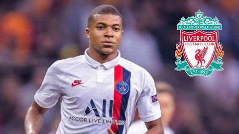'Chỉ có Quả bóng Vàng mới ngăn Liverpool mua Mbappe'
