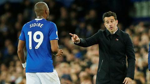 HLV Marco Silva của Everton sắp thành nạn nhân thứ 5