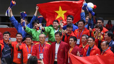 Tổng hợp ngày thi đấu 2/12 của đoàn TTVN: Kurash tỏa sáng, Việt Nam giữ vững thứ 2