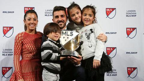 Gia đình viên mãn của Villa