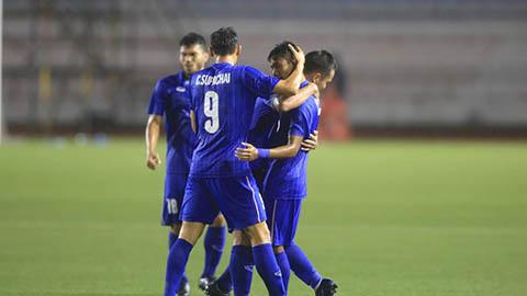 U22 Thái Lan 2-0 U22 Lào: Cứu tinh Suphanat