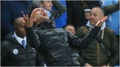 Guardiola bỗng chốc trở thành 'mì chính cánh' tại Ngoại hạng Anh